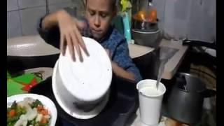 Форель  Запечённая с овощами и сыром.  Trout baked with vegetables and cheese