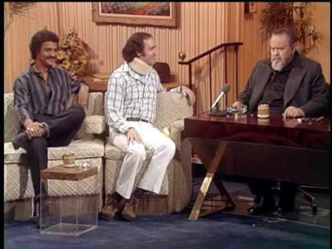 Andy Kaufman - Orson Welles Interview - 1982