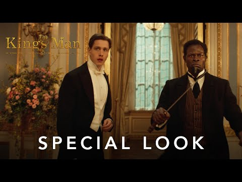 The King's Man   Legacy Special Look   20th Century Studios