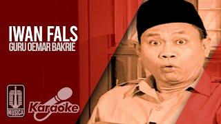 Iwan Fals - Guru Oemar Bakrie (Official Karaoke Video)