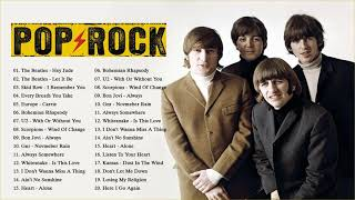 Best Pop Rock Songs Of 70s 80s 90s   Pop Rock Collection