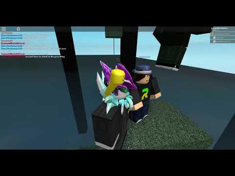 Roblox: Sea investigation