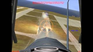 IL 2 Sturmovick 1946 Dogfight, botch, glitch fun - Dr. Demento (Fish Heads, Wet Dream)