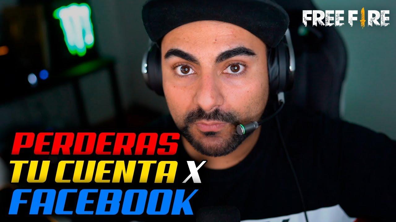CUENTAS DE FREE FIRE SERAM ELIMINADAS POR FACEBOOK?