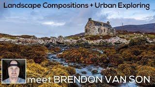 Landscape Compositions + Urban Exploring