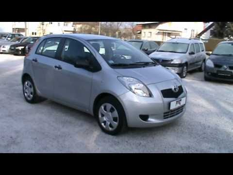 2006  Toyota Yaris 1.3 VVT-i LUNA  Full Review,Start Up, Engine, and In Depth Tour