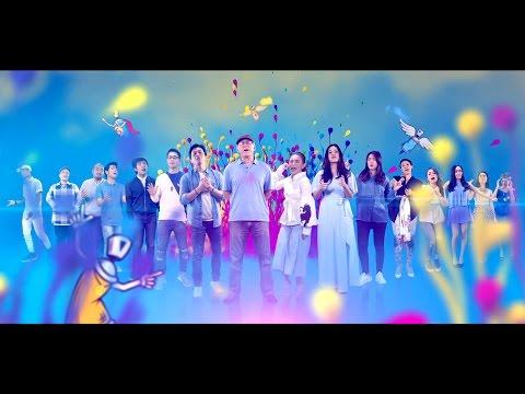 Official Kebebasan (Yonder Music All-Star) Video - Didedikasikan kepada Mike Mohede
