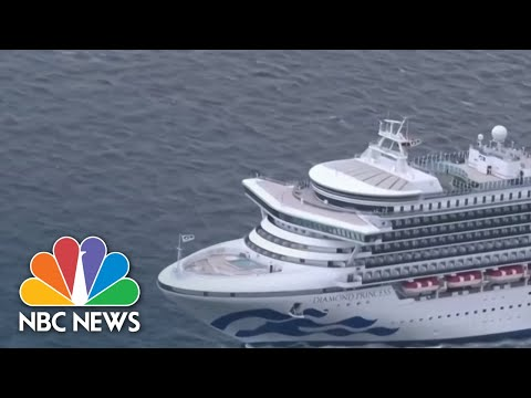 Americans Evacuated From Cruise Ship Infected With Coronavirus | NBC Nightly News