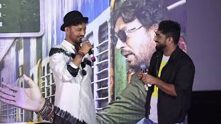 Trailer Launch - Film Qarib Qarib Singlle with Irrfan Khan & Parvathy