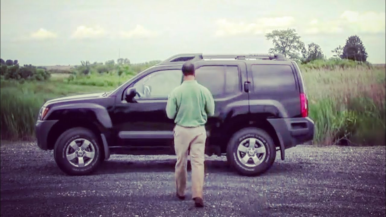 2013 nissan xterra test drive and review youtube vanachro Image collections