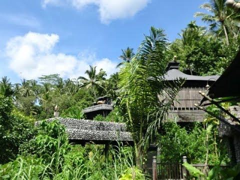 Capella Ubud Resort, Bali - River Wos Tented Pool Villa