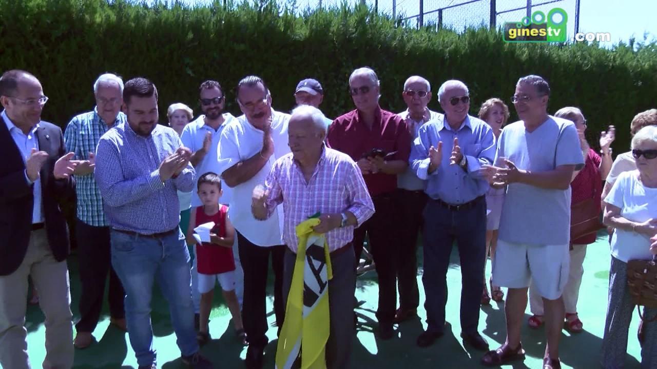 Dos nuevas pistas cubiertas de pádel en las instalaciones  Renault Sevilla