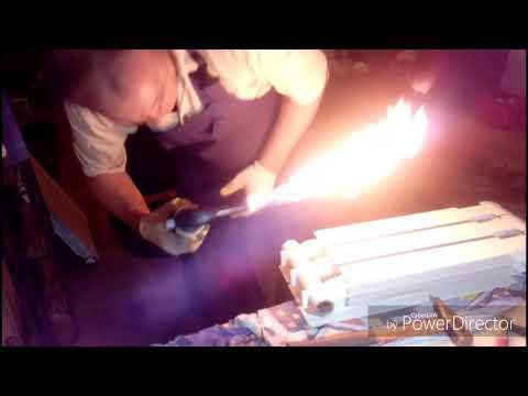 Ремонт алюминиевого радиатора отопления своими руками!