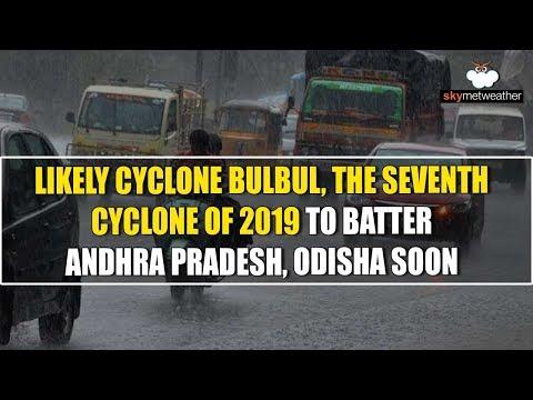 likely-cyclone-bulbul,-the-seventh-cyclone-of-2019to-batter-andhra-pradesh,-odisha-soon