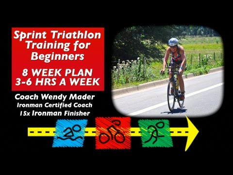 Sprint Triathlon Training Plan for Beginners