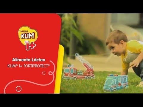 Alimento Lácteo KLIM® 1+ FORTIPROTECT®.