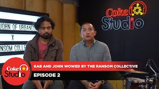 Gab and John of Urbandub wowed by The Ransom Collective thumbnail