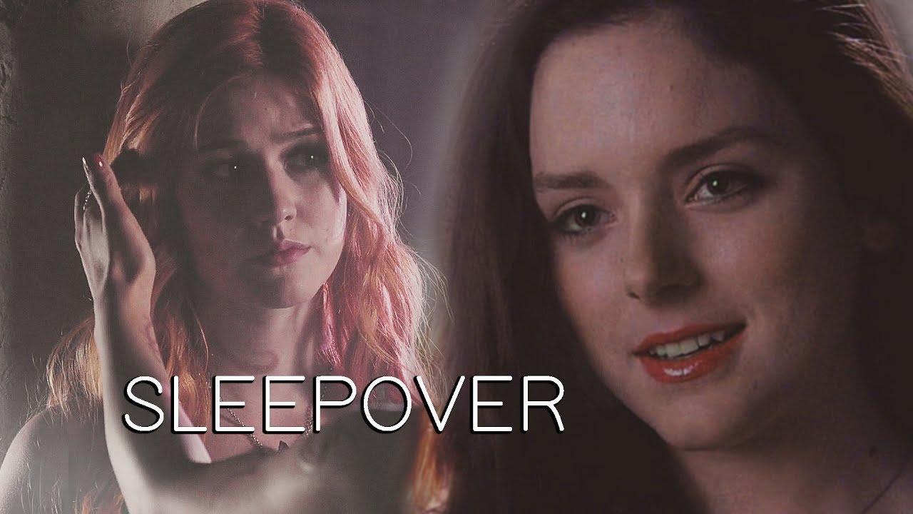 Sleepover  E2 9c 97 Lesbian Crossover