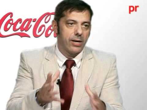 Entrevista a Rafael Urrialde, Jefe de comunicación de Coca-Cola Salud y Nutrición