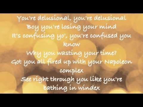 Mariah Carrey - Obsessed (Lyrics)