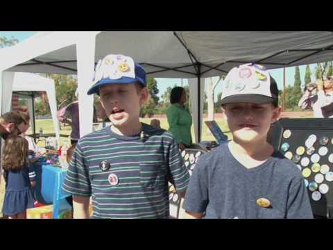 Kids show off entrepreneurial skills at the Arizona Children's Business Fair | Cronkite News