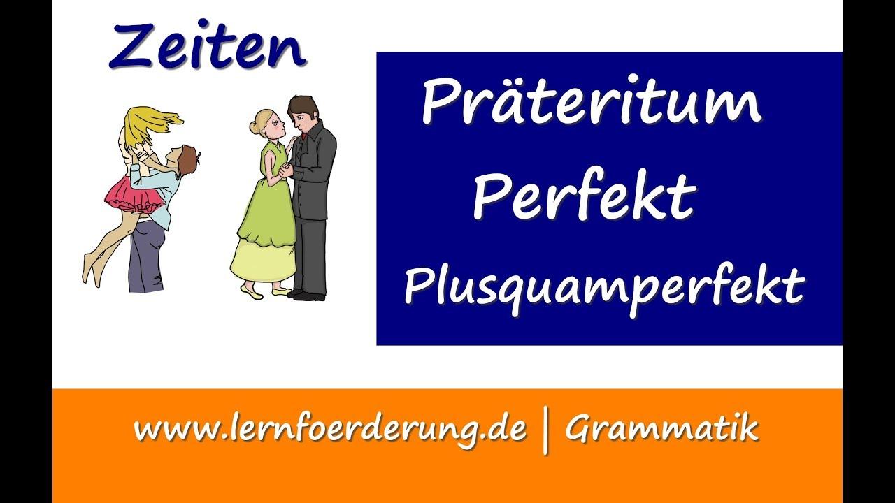 Test kostenlos zeitformen deutsch Klassenarbeiten und
