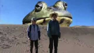 Crandall :: Giant Frogs!
