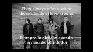 No buses - Arctic Monkeys Subs (Español/Inglés)