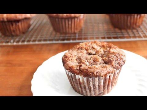 Apple Cinnamon Muffins | SweetTreats