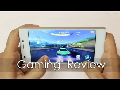 Gionee Elife S5.5 Gaming Review & Heating Issues