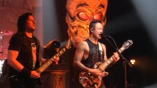 "Trivium LIVE Rise Above The Tides : Amsterdam, NL : ""Melkweg"" : 2017-02-21 : FULL HD, 1080p Resimi"
