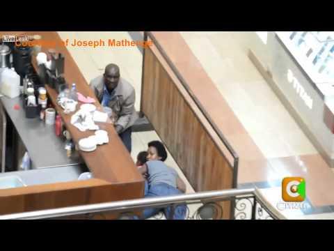 CONGO24 L'incroyable Sauvetage De Cette Famille Kenyane Par Un Policier Héroïque Au Risque De Sa Vie