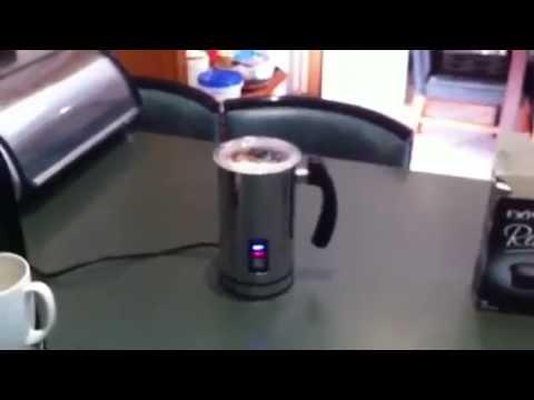 Aldi Kfee Coffee Maker Youtube