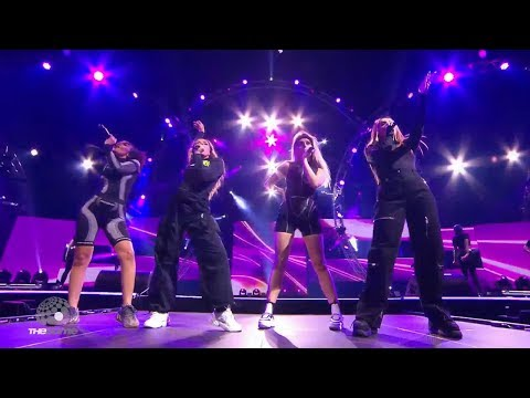 Little Mix at The Dome 2018 | TV Version | Shout Out To My Ex