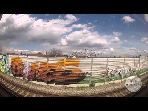 STREET ART (Budapest, Vienna and Bratislava)