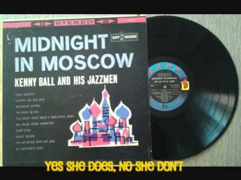 Midnight In Moscow   Kenny Ball   Full Album
