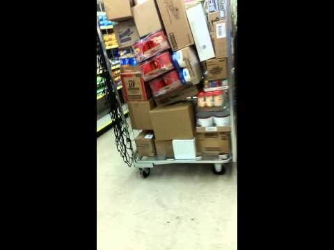 Dollar General Filthy And Cluttered