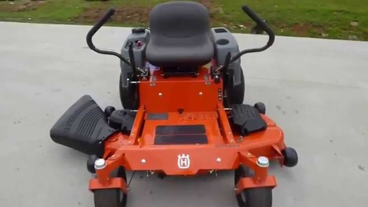 Husqvarna Rz5424 Zero Turn Mower 54 U0026quot