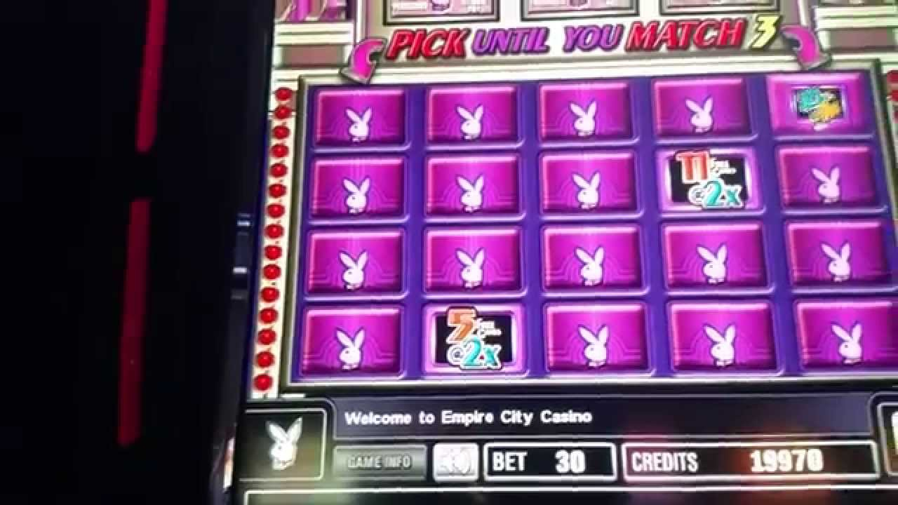 Playboy Slot Machine App