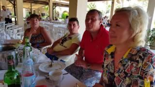 Отзывы туристов об отеле Zita Beach, Зарзис, Тунис  + English subtitles