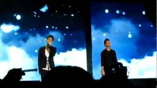 Fight The Bad Feeling - TMAX @ KPop Heal The World 4 June 2011