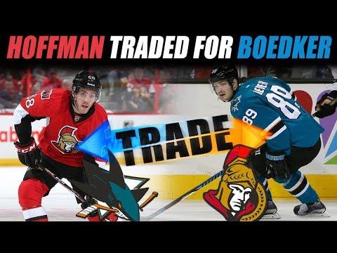 Mike Hoffman Traded For Mikkel Boedker