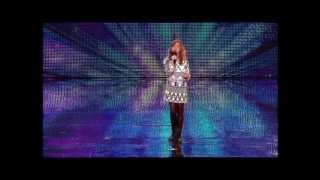 MOLLY RAINFORD (11 YRS OLD) STARS ON BRITAIN'S GOT TALENT SINGING ONE NIGHT ONLY