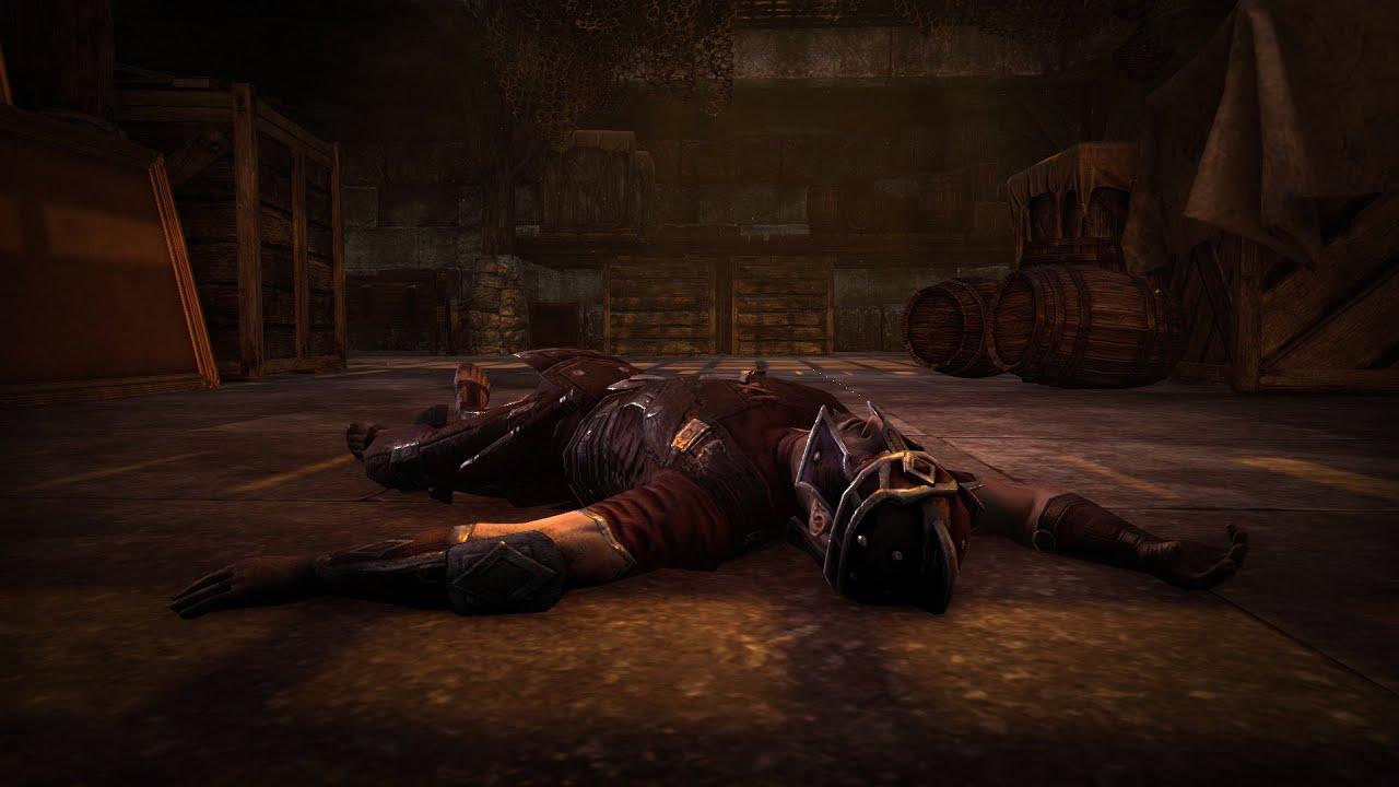 The Elder Scrolls Online Dark Brotherhood Blood Will Flow Trailer