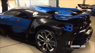 2017 New Bugatti Veyron Replacement [Bugatti Vision GT]