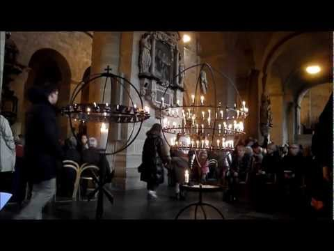 Jul i Lunds domkyrka 2011.wmv