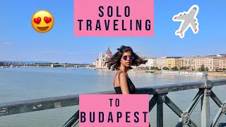 Indian Girl Backpacking in Europe: Budapest | Sejal Kumar