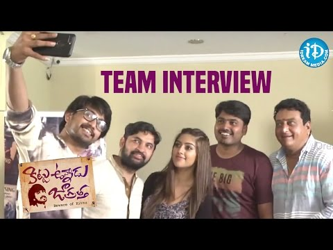 Kittu Unnadu Jagratha Team Interview about Success || Raj Tarun, Anu Emmanuel, Prudhviraj