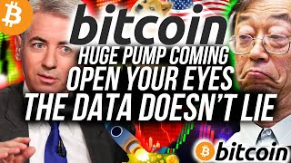 Bitcoin to $14,000 in 30 DAYS! HUGE PUMP Blockchain Data Suggests! Stock Market & Crypto News