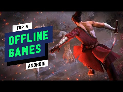 TOP 5 OFFLINE GAMES For Android 2020 😱
